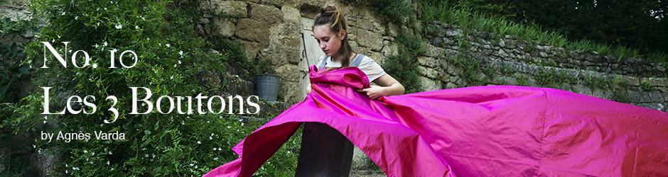 Court-métrage d'Agnès Varda pour Miu Miu tourné dans le Luberon
