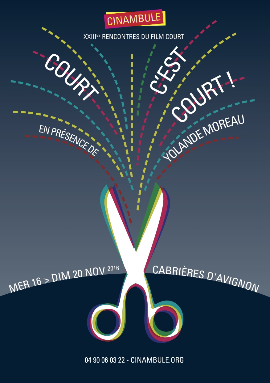 Court c'est Court ! en présence de Yolande Moreau
