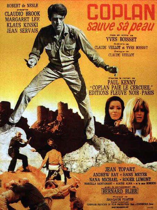 Coplan Sauve Sa Peau (1968)