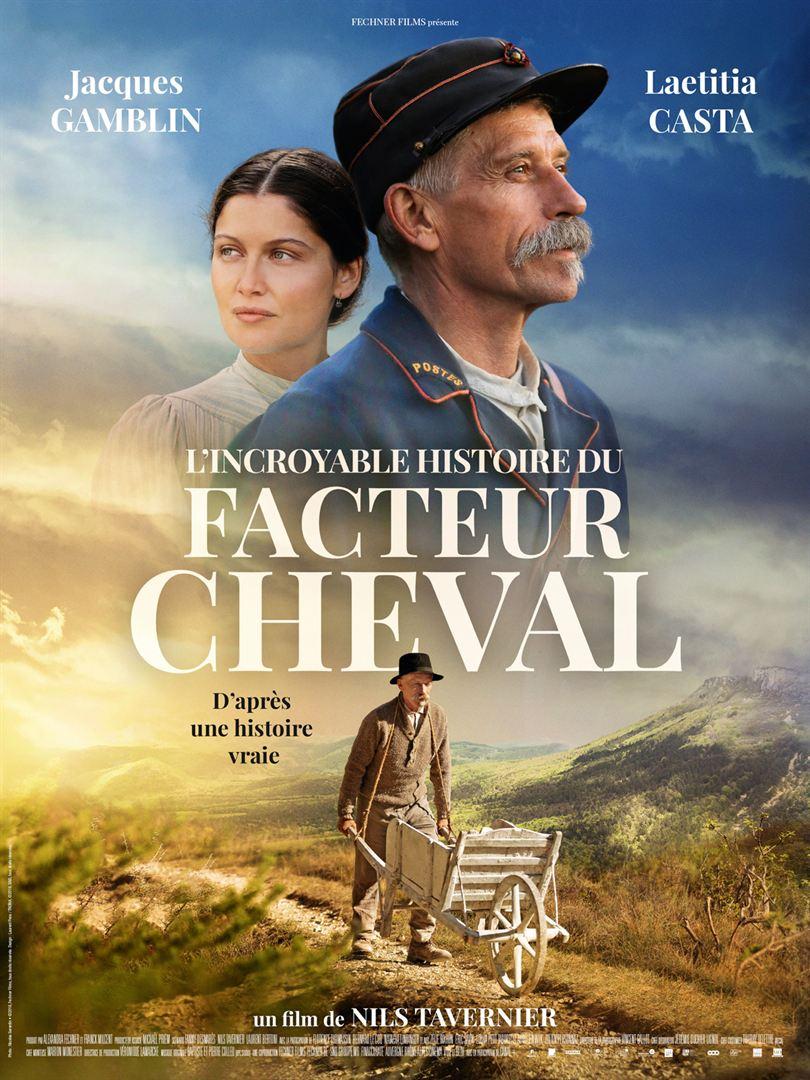 l'incroyable histoire du facteur Cheval, Nils Tavernier