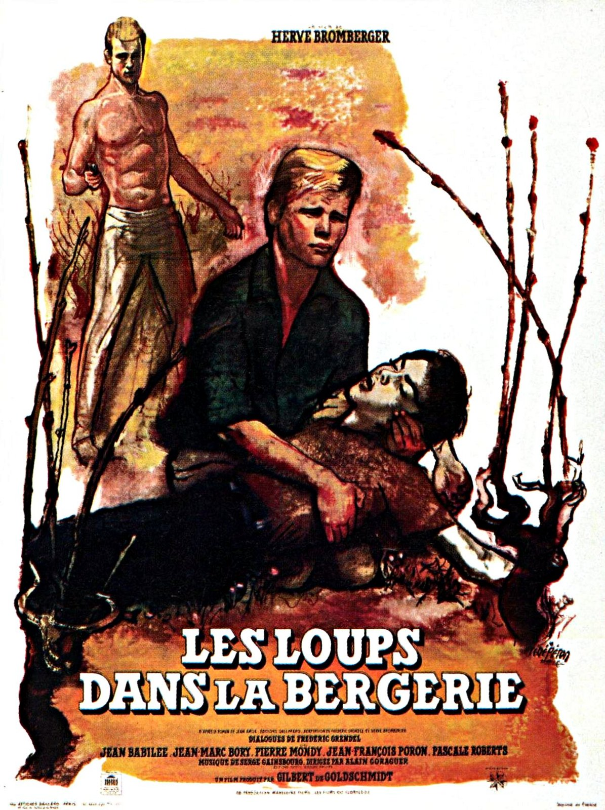 Les Loups dans la Bergerie (1960)