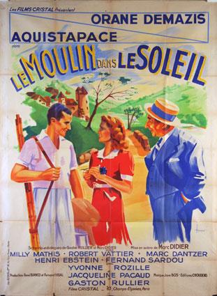 Le Moulin dans le Soleil (1938)