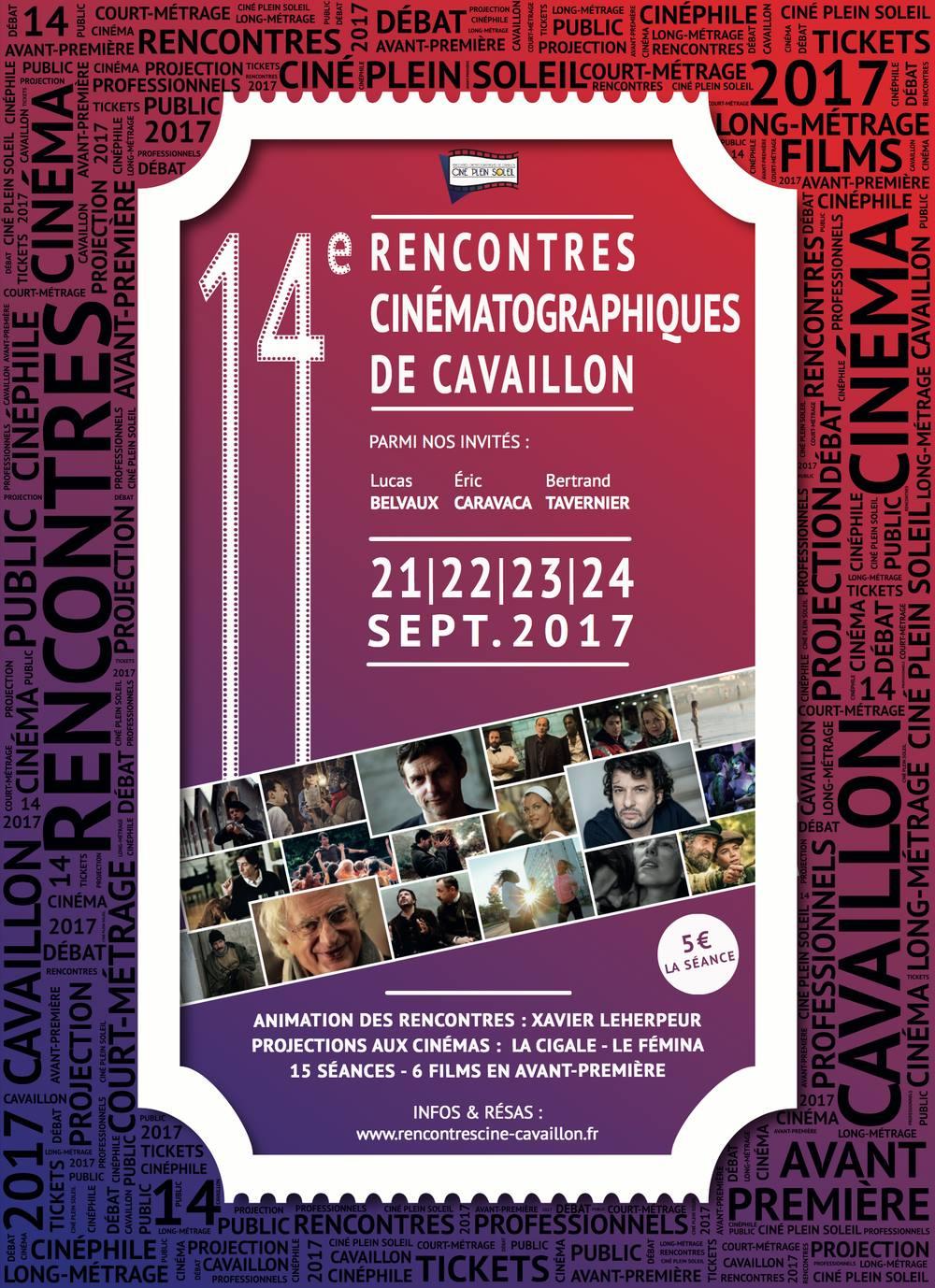 14e Rencontres Ciné de Cavaillon